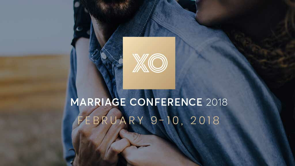 XO Marriage Conference 2018