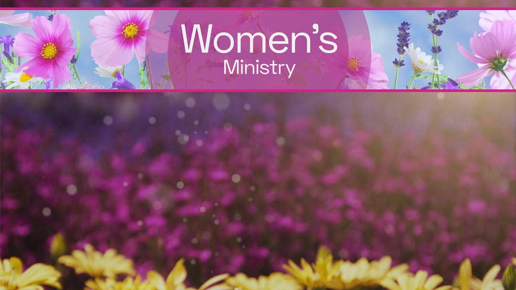 Womens Bible Study - Saturday Mornings