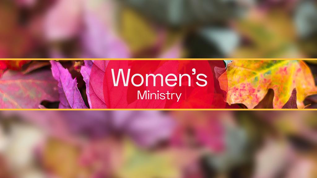 Womens Thursday Evening Bible Study